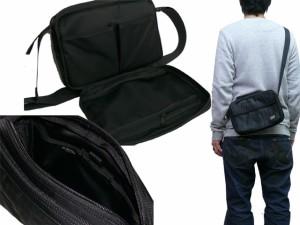 ポーター 吉田カバン BLACKPATTERN ブラックパターン ショルダーバッグ(横型) 720-06570-75 送料無料