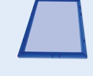 クリスタルパネル 108P用(25.7×18.2cm) ブルー