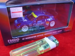 EBBRO(702) ENDLESS ADVAN Z Super GT 2005 No13
