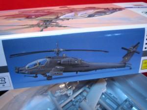 【遠州屋】 AH-64A アパッチ アメリカ陸軍攻撃ヘリコプター ハセガワ(D6) ★