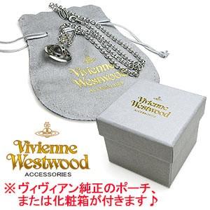 ヴィヴィアンウエストウッド ネックレス タイニーオーブペンダント シルバー VivienneWestwood ☆26%OFF:送料無料