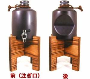 焼酎サーバー豪華セット+人気の芋焼酎【くろ】720ml付 A6セット