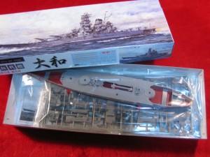 ■遠州屋■ フジミ(特-1) 超弩級戦艦 大和 昭和16年12月 就役時