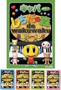 【送料無料】 しちだの森 右脳トレーニング DVD5巻セット
