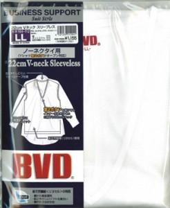 BVD22cmVネックスリーブレス LL