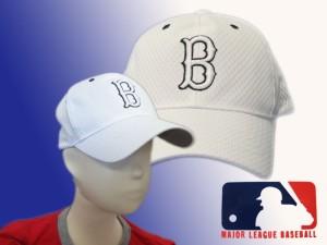 [MLB◇KIDS]Boston Red Sox LTキャップwh