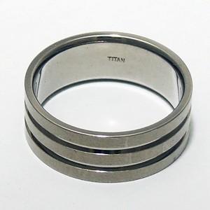 31%OFF! 平打ちライン 純チタンリング 7〜21号 SAVER ONE(セイバーワン) /メンズリング 指輪 チタニウム 金属アレルギーフリー
