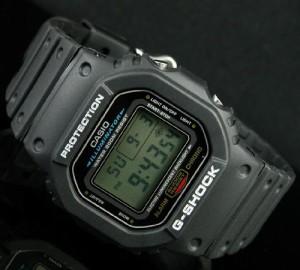 CASIO/カシオ【G-SHOCK/Gショック】スピード映画モデル DW-5600E-1V 海外モデル