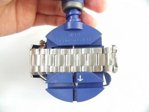 腕時計ベルトのサイズ調整工具コマはずし *メタルバンド用こまはずし時計工具