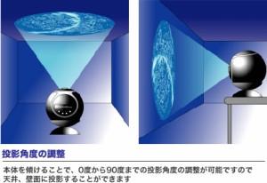 ナシカ NASHICA 家庭用 プラネタリウム ASTROTHEATER NA-300 [シルバー] 送料無料!! 即納!!