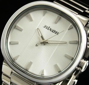 NIXON キャピタル メンズ WHITE A090100