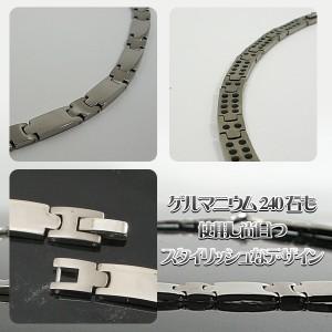 【チタンゲルマネックレス240石ネックレス】