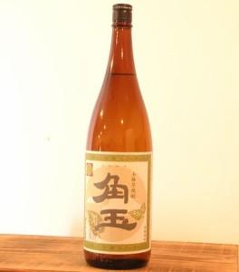 蔵の復活を宣言 芋焼酎 角玉  25度  1.8L