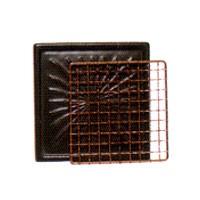 【伊賀焼】長谷園 さしむかい用陶網(金網付)◆遠赤外線効果で炭火焼の美味しさを実現!