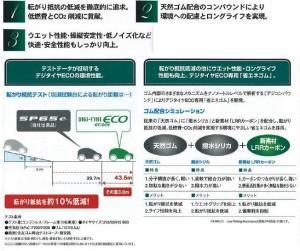 ダンロップ エコ EC201 155/80R12 77S 【12インチ】【155-80-12】