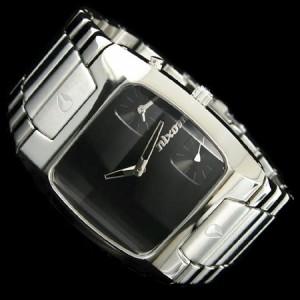 NIXON/ニクソン バンクス メンズ BLACK A060000