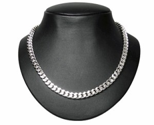国産シルバー*silver925*キヘイネックレス(幅8.4mm/長さ40cm/67g)