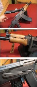 AC・AKS74U ・エアー・クリンコフ 【cat042】