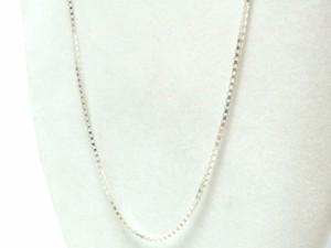即納 ■juraice■0.15cmダイヤモンドカットシルバーネックレスbx8035