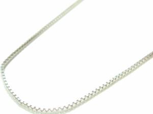 即納 ■送料無料■0.1cmダイヤモンドカットシルバーチェーンbx8028
