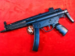 【遠州屋】 H&K-MP5A3  HOP-UP エアガン 18歳以上 東京マルイ (市/R)★