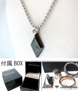 即納 ■送料無料■juraice■アダマスステンレスダイヤモンドネックレスgpd806b
