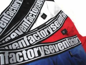 セブンファクトリー SEVEN FACTORY 無地ボクサーパンツ M/L