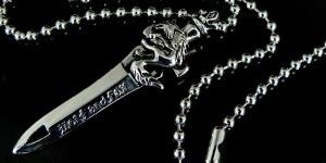†聖剣セイクリッドネックレス【n88】