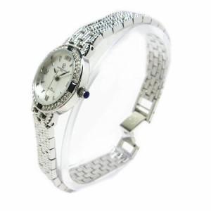 ヴァレンチノロレンタ天然サファイア使用ラウンド腕時計VR113SL鑑別書付き 送料無料 誕生日プレゼント ギフト