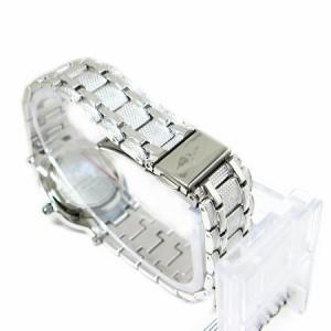 ヴァレンチノロレンタ天然ルビー使用CZダブルライン腕時計VR110RM鑑別書付き 送料無料 クリスマス ギフト