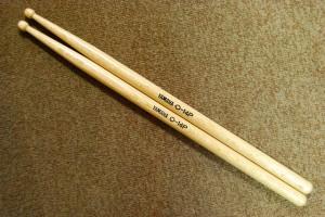 【送料無料】【定形外郵便対応商品】YAMAHA O-14P ヤマハ子供用ドラムスティック