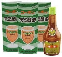 コーボン<うめ>  525ml x 3本 【送料無料/天然酵母飲料】