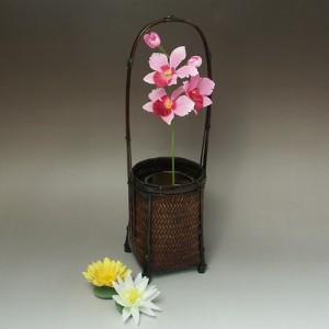 竹(バンブー) 一輪挿し(花瓶) tomi-01