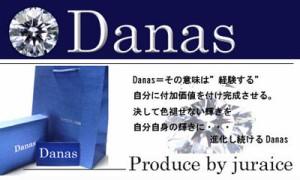 即納 ■juraice■ダナスダイヤモンドネックレスdnrssspg-nc31