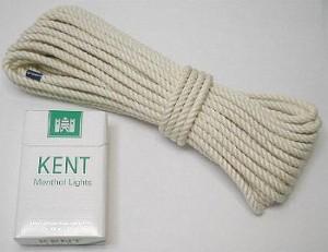 綿ロープ(φ5mm×10m)
