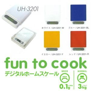 デジタルホームスケールUH-3201