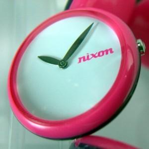 【NIXON/ニクソン】SPREE PINK/PURPLE A097932