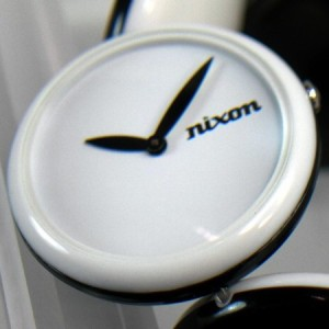 【NIXON/ニクソン】SPREE BLACK/WHITE A097005
