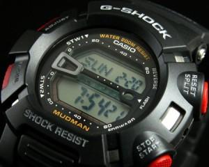 CASIO/カシオ Gショック マッドマン G-9000-1