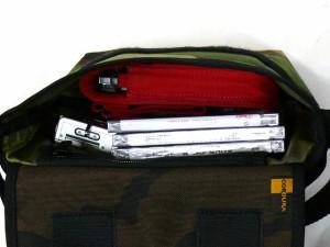 Manhattan Portage マンハッタンポーテージ メッセンジャーバッグ ブラック 1603 送料無料