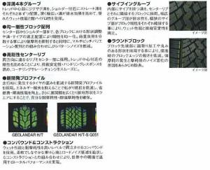 ヨコハマ ジオランダー H/T-S G051 ブラックレター 215/60R16 95H 【16インチ】【215-60-16】