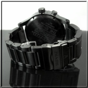 【NIXON/ニクソン】THE 51-30 ALL BLACK A057001