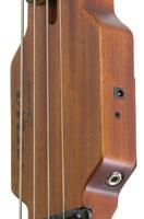 ARIA Sinsonido サイレントベース AS-691B Bass Guitar【z8】