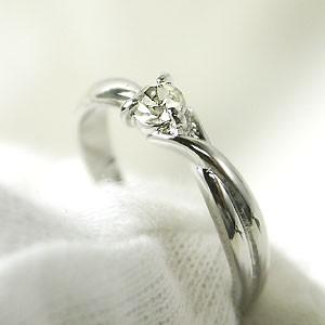 [あす着]【送料無料】スワロフスキー クリスタル石爪止めリング☆プレゼントにも◎指輪 BR-4601