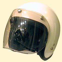 UVカット加工+傷が付きにくく割れにくい! トイシールド DAMMTRAX ダムトラックス バイクヘルメット用