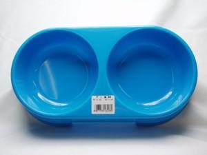 ポリプラ食器W (カラー:青・赤・黄・ピンク)