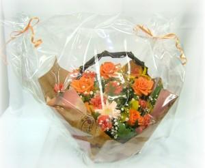 人気★オレンジランドアレンジ3,000円【税込】ネット特価!