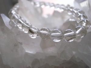 仲直りの石 シルバールチルAA+ブレス6mm