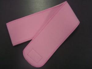 着物着付け小物 和装マジックベルト(伊達締め)ピンク
