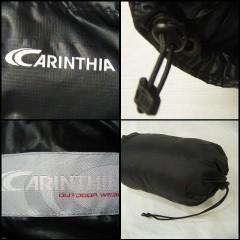 【送料無料☆即日発送♪】 カリンシア ダウンジャケット ブラック (CARINTHIA HOODED DOWNY LIGHT BLACK)